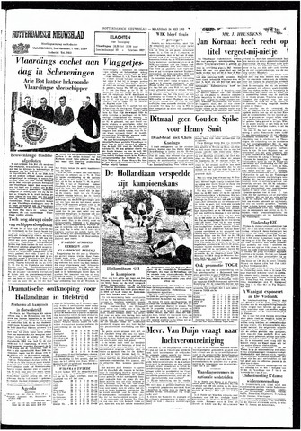 Rotterdamsch Nieuwsblad / Schiedamsche Courant / Rotterdams Dagblad / Waterweg / Algemeen Dagblad 1965-05-24