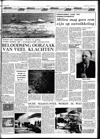 Trouw / De Rotterdammer 1969-01-25