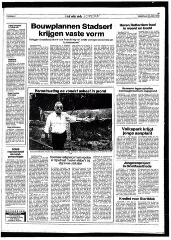 Het Vrije volk 1990-06-26