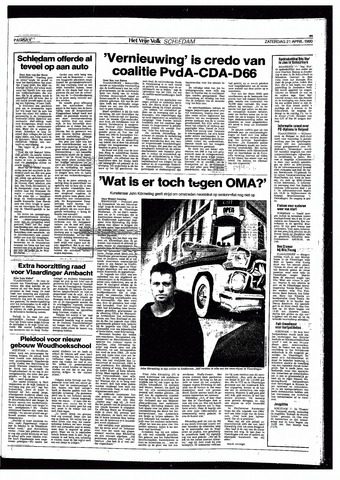 Het Vrije volk 1990-04-21