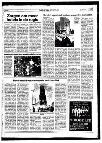Het Vrije volk 1990-07-07