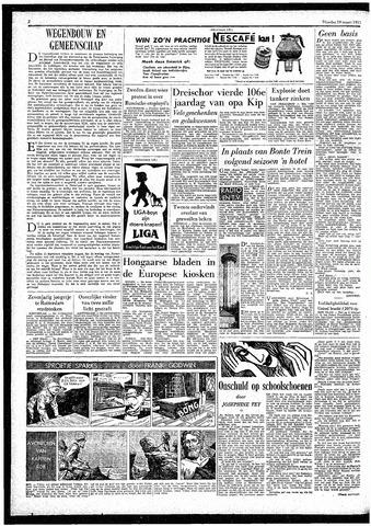 Rotterdamsch Parool / De Schiedammer 1957-03-19