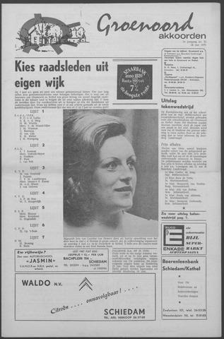 Groenoord Akkoorden 1970-05-28