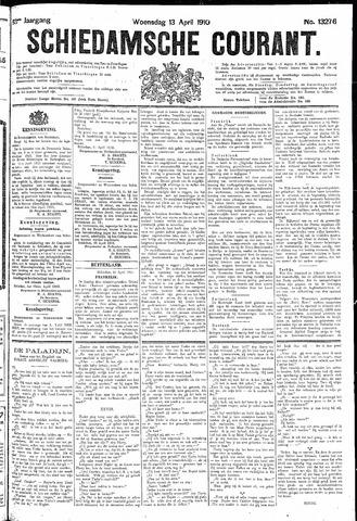 Schiedamsche Courant 1910-04-13