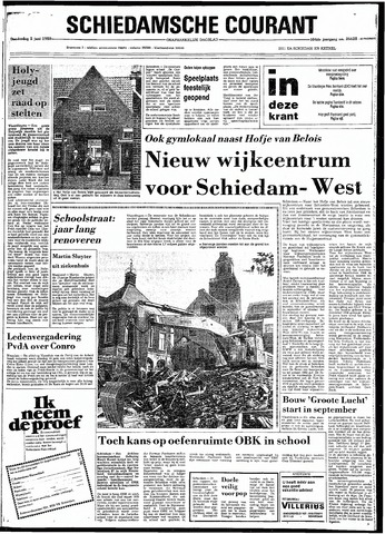 Rotterdamsch Nieuwsblad / Schiedamsche Courant / Rotterdams Dagblad / Waterweg / Algemeen Dagblad 1980-06-05