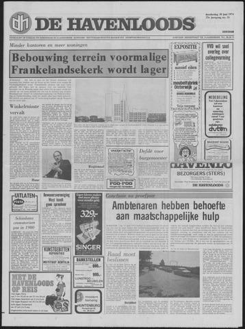 De Havenloods 1974-06-20
