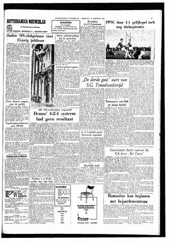 Rotterdamsch Nieuwsblad / Schiedamsche Courant / Rotterdams Dagblad / Waterweg / Algemeen Dagblad 1965-02-15