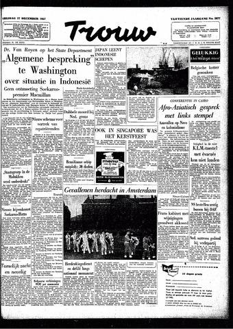 Trouw / De Rotterdammer 1957-12-27