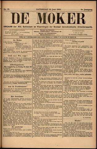 De Moker 1909-06-12