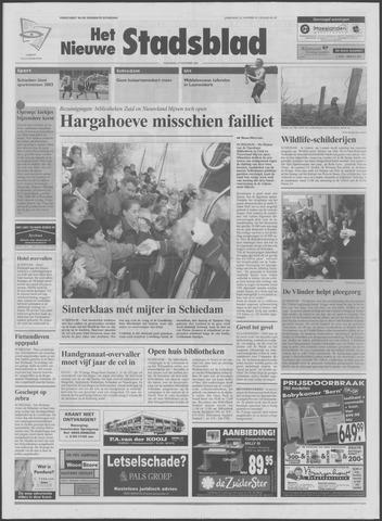 Het Nieuwe Stadsblad 2003-11-19