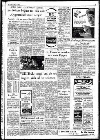 Rotterdamsch Parool / De Schiedammer 1961-10-05