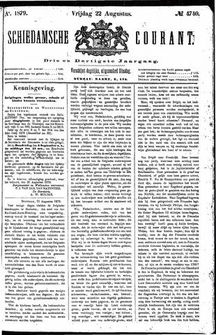 Schiedamsche Courant 1879-08-22