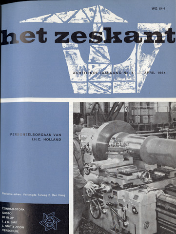Het Zeskant 1964-04-01