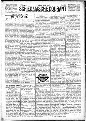 Schiedamsche Courant 1927-07-08