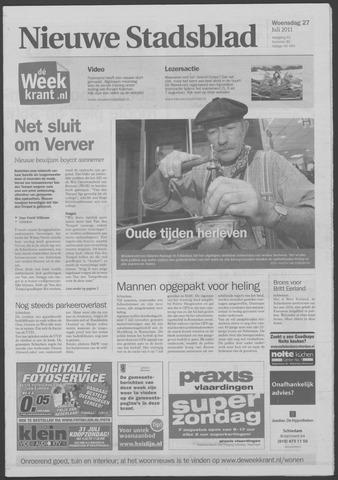 Het Nieuwe Stadsblad 2011-07-27