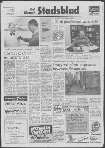 Het Nieuwe Stadsblad 1992-07-24