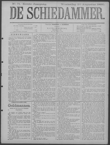 De Schiedammer 1890-08-20