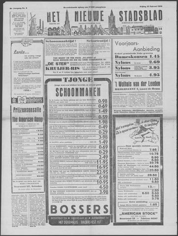 Het Nieuwe Stadsblad 1953-02-27
