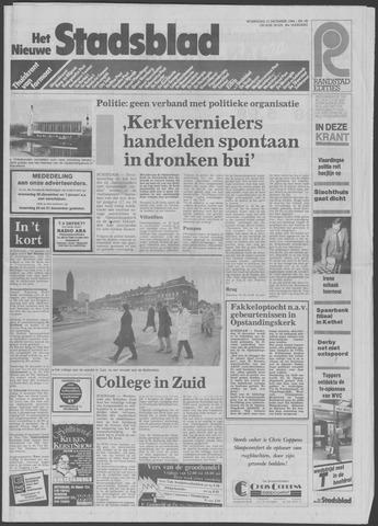 Het Nieuwe Stadsblad 1984-12-12