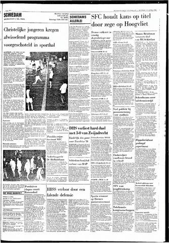 Rotterdamsch Nieuwsblad / Schiedamsche Courant / Rotterdams Dagblad / Waterweg / Algemeen Dagblad 1968-04-16