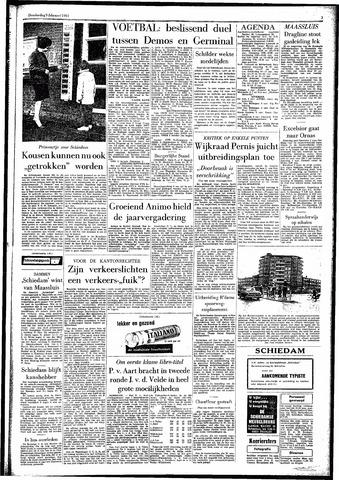 Rotterdamsch Parool / De Schiedammer 1961-02-09