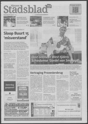 Het Nieuwe Stadsblad 2013-08-28