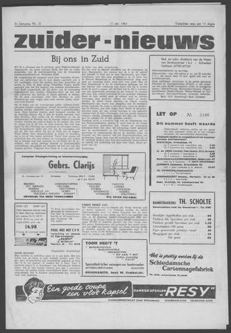 Zuider Nieuws 1963-10-17