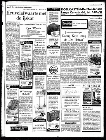 Rotterdamsch Parool / De Schiedammer 1964-08-28