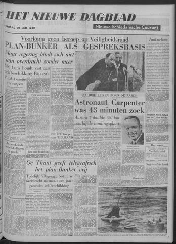 Nieuwe Schiedamsche Courant 1962-05-25