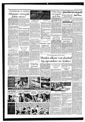Rotterdamsch Parool / De Schiedammer 1959-06-15