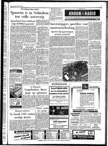 Rotterdamsch Parool / De Schiedammer 1961-10-28