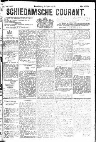 Schiedamsche Courant 1908-04-09