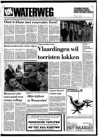 Rotterdamsch Nieuwsblad / Schiedamsche Courant / Rotterdams Dagblad / Waterweg / Algemeen Dagblad 1987-06-12