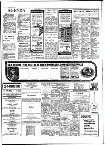 Rotterdamsch Parool / De Schiedammer 1970-07-27