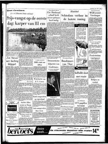 Rotterdamsch Parool / De Schiedammer 1964-06-01