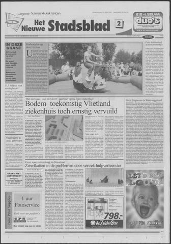 Het Nieuwe Stadsblad 2001-06-14