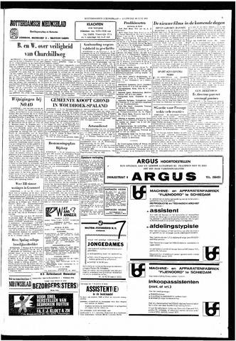 Rotterdamsch Nieuwsblad / Schiedamsche Courant / Rotterdams Dagblad / Waterweg / Algemeen Dagblad 1966-06-18