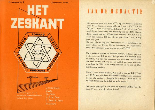 Het Zeskant 1950-09-01