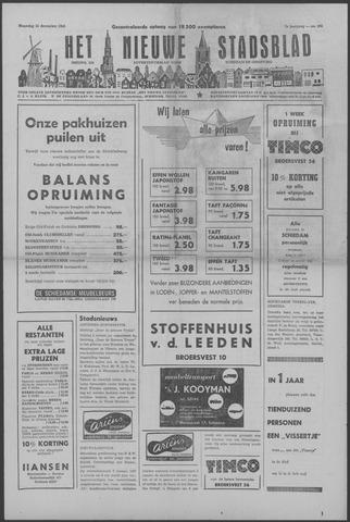 Het Nieuwe Stadsblad 1956-12-31