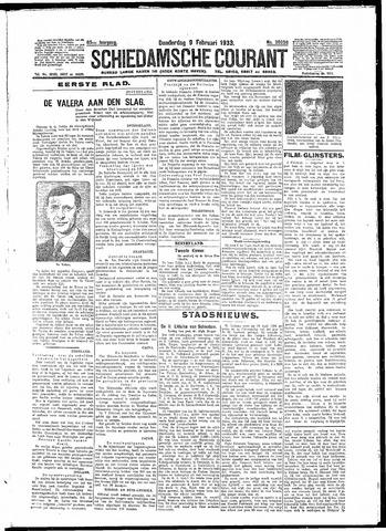 Schiedamsche Courant 1933-02-09