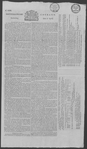 Rotterdamse Courant 1836-04-02