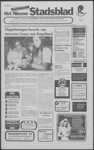 Het Nieuwe Stadsblad 1974-08-07