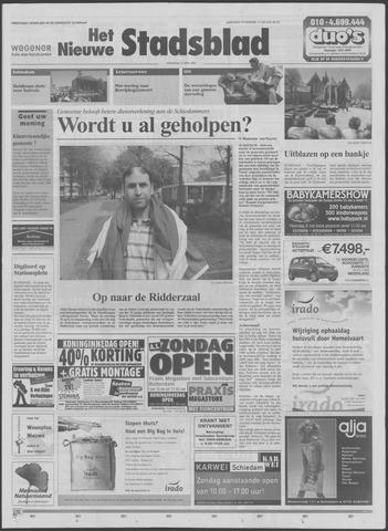 Het Nieuwe Stadsblad 2005-04-27