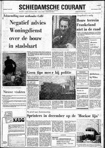 Rotterdamsch Nieuwsblad / Schiedamsche Courant / Rotterdams Dagblad / Waterweg / Algemeen Dagblad 1974-04-27