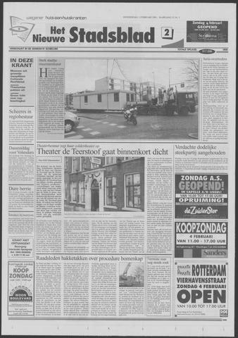Het Nieuwe Stadsblad 2001-02-01