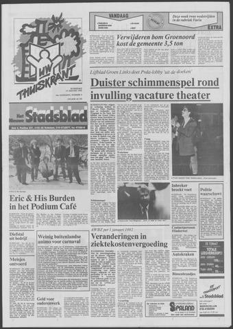 Het Nieuwe Stadsblad 1992-01-15