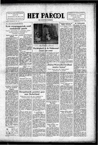 Rotterdamsch Parool / De Schiedammer 1946-07-24