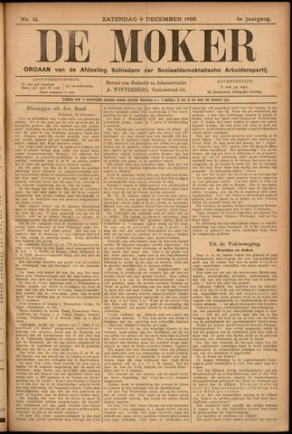 De Moker 1905-12-09