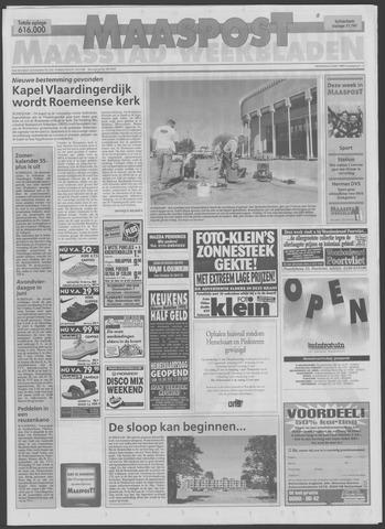 Maaspost / Maasstad / Maasstad Pers 1998-05-20