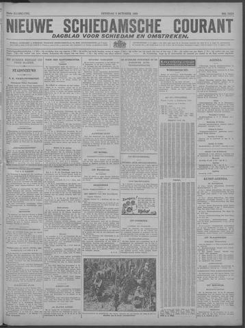 Nieuwe Schiedamsche Courant 1929-10-08